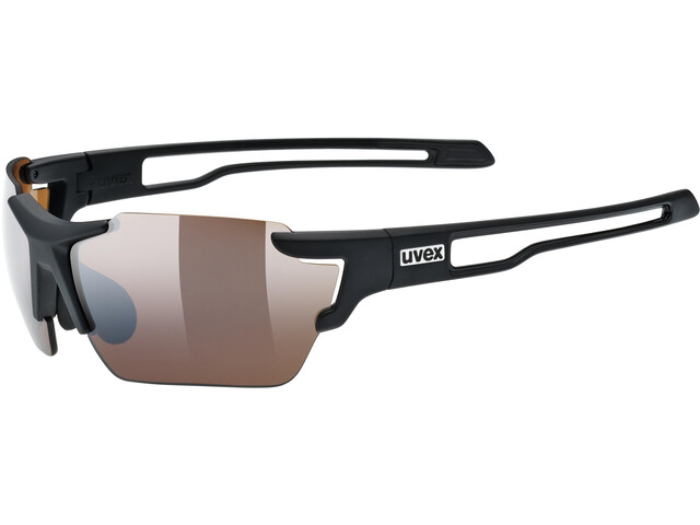 UVEX Sportstyle 803 Colorvision Sportglasses Small black matt/outdoor